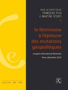 couverture le féminisme à l'épreuve des mutations géopolitiques