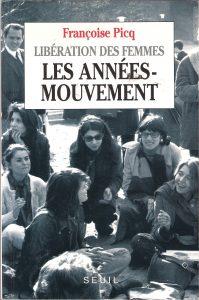 couverture liberation des femmes les annees mouvements